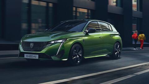 Nuevo Peugeot 308: Con diseño renovado, mayor equipamiento y motorización híbrida