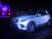 Mercedes-Benz GLE 500 e Plug-in Hybrid 2018 debuta
