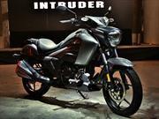 Suzuki Intruder 150 en Chile, look poderoso con motor económico
