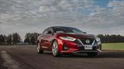 Manejamos el Nissan Maxima 2019
