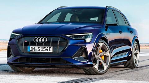 Electricidad de alto poder: aparecen los Audi e-tron S y e-tron S Sportback