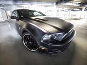 ¿Un Mustang que cambia de color?