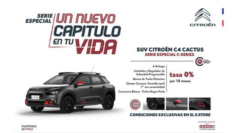 Citroën Argentina lanza financiaciones para noviembre 2020