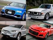 Los 12 mejores autos que probamos en 2017