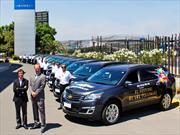 Chevrolet Traverse: Automóvil oficial del Festival de Viña 2015