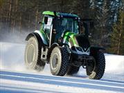 Este es el tractor más rápido del mundo