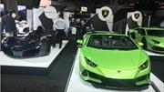 En Colombia sí hay plata para comprar autos de lujo