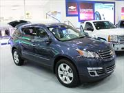 Nuevo Chevrolet Traverse 2013: Primicia en el Salón del Automóvil