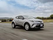Toyota C-HR 2018 a prueba