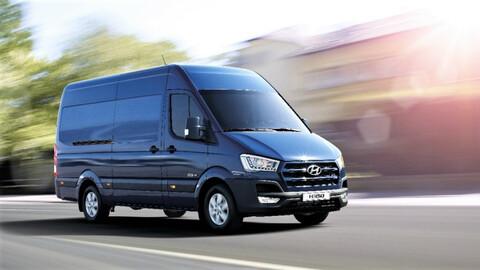 Hyundai comienza la fabricación de su furgón H350 en México.