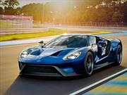 El Ford GT se seguirá fabricando