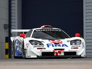 McLaren F1 GTR Longtail a subasta