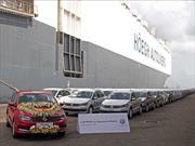 Volkswagen India exporta su vehículo 100,000 a México