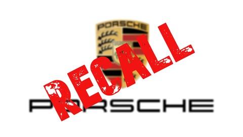 Recall de Porsche al Taycan en todo el mundo