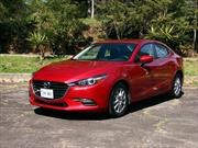Mazda 3 2017 a prueba