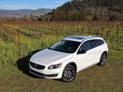 Volvo V60 Cross Country: La versión más radical se presenta en Chile