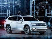 Volkswagen Atlas R-Line, dosis de deportividad para el SUV mayor