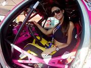 Helena Soares, la diosa del rally brasileño
