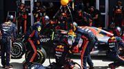 F1: Red Bull rompe el récord del pit stop más rápido del mundo