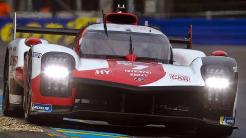 24 Horas de Le Mans 2021 ¡Pole para Pechito López y su tripulación!
