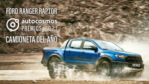 Premios Autocosmos 2021: la Ford Ranger Raptor es la Camioneta del Año