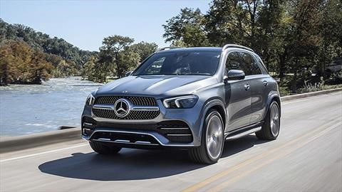 Mercedes-Benz GLE se lanza en Argentina