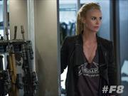 Charlize Theron interpreta a Cipher en Rápidos y Furiosos 8