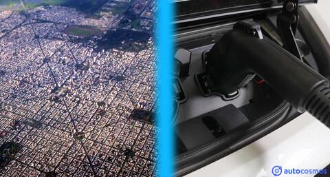 Los autos híbridos y eléctricos no pagarán patente en La Plata