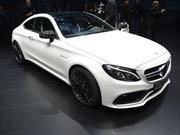 Nuevo Mercedes-AMG C 63 Coupé, el Clase C más rápido de la historia