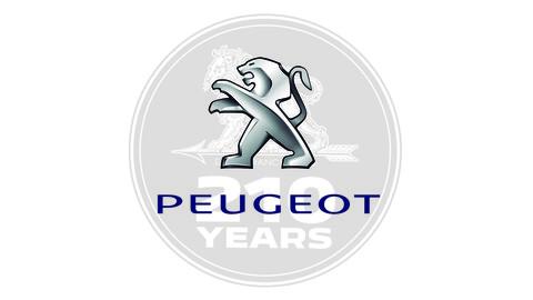 Peugeot celebra 210 años de historia, de la mano de una nueva imagen y logo