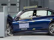 BMW Serie 2 y Serie 3 2017 obtienen el Top Safety Pick + del IIHS