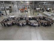 Nave de construcción de carrocerías de Audi inicia operaciones en México