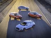 Hyundai Veloster 2019, más deportivo