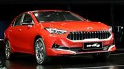 Kia sorprende en Shangái con una versión híbrida del K3