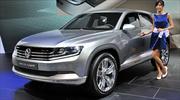 Volkswagen Cross Coupé se presenta en Tokio