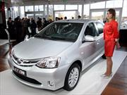 El Toyota Etios tiene alma resistente