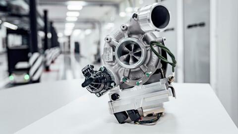 Mercedes traslada el turbo eléctrico de la F1 a sus autos de calle