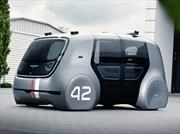 SEDRIC, vehículo eléctrico y autónomo de Volkswagen