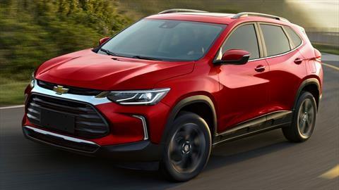 Nueva Chevrolet Tracker 2021 llegará a México en el segundo semestre del año