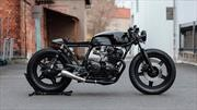 Hookie Honda CB750 Crow, back in black