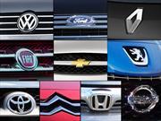 Top 10 las marcas más vendedoras en abril de 2014