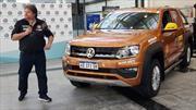 Volkswagen Amarok V6 va por el récord panamericano