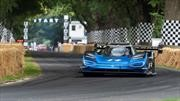 El Volkswagen ID.R batió el récord absoluto en Goodwood