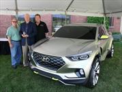 Hyundai Santa Cruz es nombrado el Concept Truck of the Year 2015