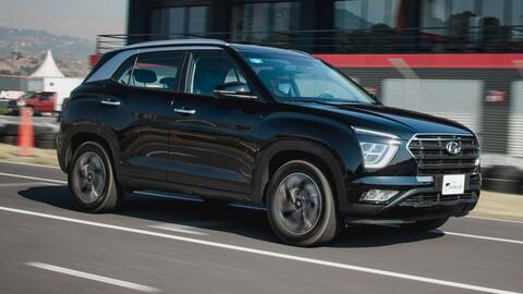 Manejamos la Hyundai Creta 2021