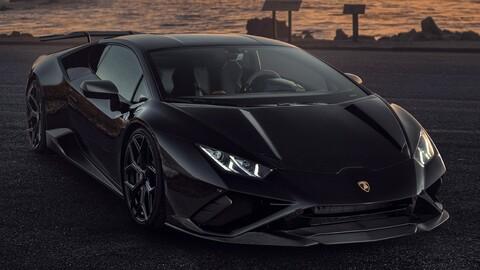 Lamborghini Huracán Evo RWD por Novitec: Recargado con carbono
