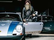 Magnus Walker, la historia del excéntrico coleccionista de Porsche
