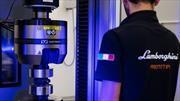 Lamborghini realiza investigaciones de materiales de fibra de carbono en el espacio