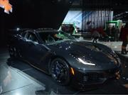 La primera unidad del Chevrolet Corvette ZR1 a subasta