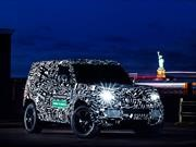 Se viene un nuevo Land Rover Defender